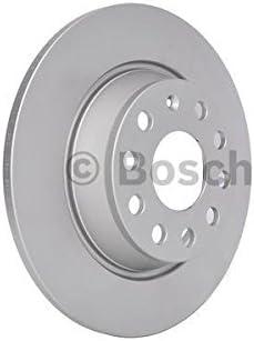x2 Bremsscheiben BOSCH 0 986 479 B93 Bremsscheibe Scheibenbremsen