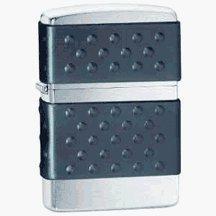 (Zippo Brush Chrome Zip Guard Lighter from Zippo)