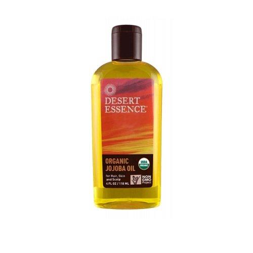 Desert Essence органический Масло жожоба - 4 жидких унций