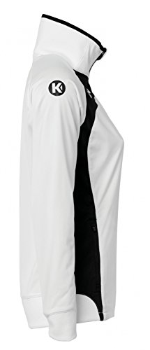Kempa Mujer Bekleidung Teamsport Peak Multi Chaqueta blanco,negro