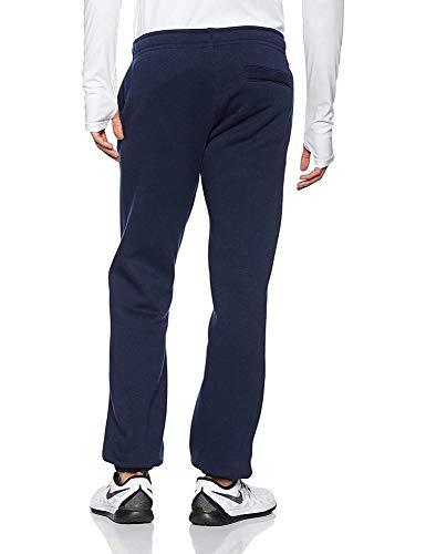See Pantalone da M Pantalone Club Nsw bianco Flc uomo Nike Obsidian wqA0YAE