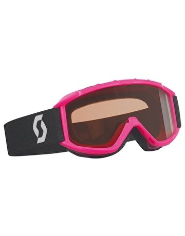 Kinder Schneebrille Scott Jr Hook Up SGL Black