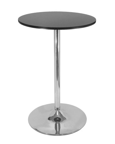 Winsome Spectrum 28-Inch Pub Table (Small Round High Table)