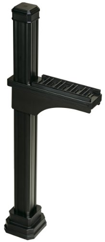 liberty-hardware-tfssmpk-bl-r-traditional-design-full-square-56-inch-mailbox-post-black