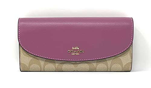 COACH SLIM ENVELOPE WALLET...