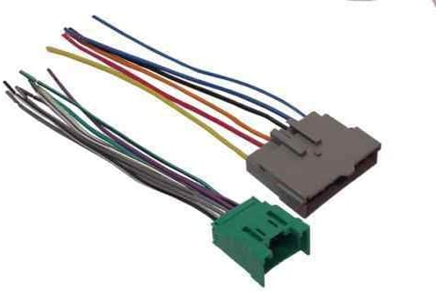 [SCHEMATICS_48IS]  Amazon.com: 1996-98 Ford Explorer/Ranger Harness to Aftermarket Stereo  Radio adapter WH-23 | 1996 Explorer Speaker Wiring Harness |  | Amazon.com