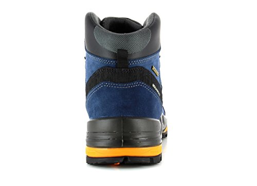 Schladminger Avvio di Escursionismo Wagrain Uomo Impermeabile E vibramsohle Blu Intenso