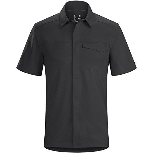 ARC'TERYX Skyline SS Shirt Men's (Black, Large)