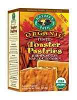 Natures Path Frosted Brown Sugar Maple Toaster Pastry (12 x 11 Oz)