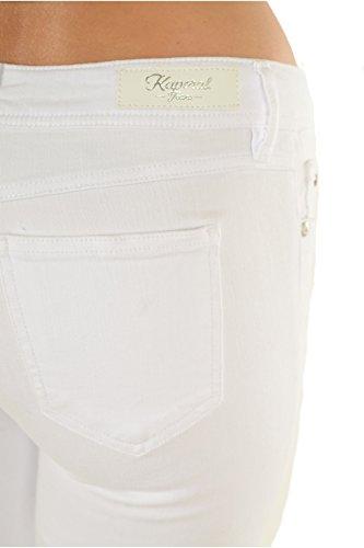 pantacourt kaporal very blanc