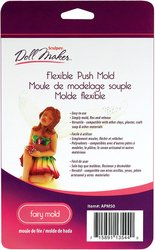 Sculpey III Doll Maker Flexible Push Mold-Fairy PROD-ID : 655428