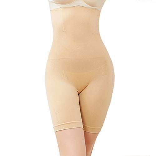 93b09723e Cuekondy Women Shapewear Shorts Plus Size Seamless High Waist Tummy Control  Underwear Thigh Slimmer Panties Body