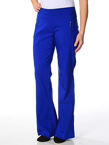 INC International Concepts Women's Zip-Pocket Wide-Leg Pants