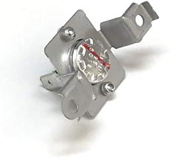 DLG2702V OEM LG Dryer High Limit Thermostat Shipped With DLG2532W DLG3051W DLG2602W DLG2602R