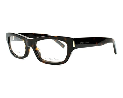 Yves Saint Laurent Yves 3 Eyeglasses-0086 Dark Havana-51mm