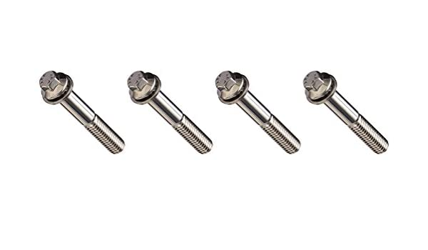 Pack of 5 ARP 6231750 Stainless Steel 3//8-16 Hex Bolts