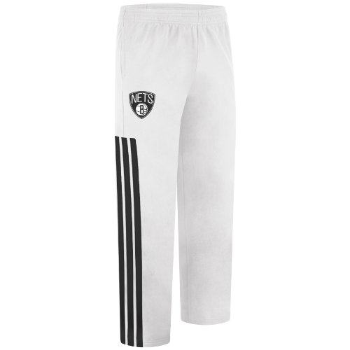 Warm Up Uniforms (NBA Brooklyn Nets On-Court Warm Up Pant,)