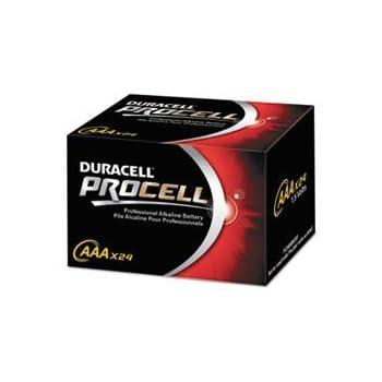 Amazon.com: - Procell Alkaline Batteries, AAA, 24/Box