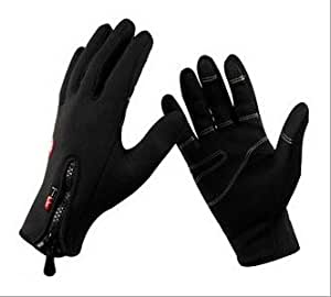 Amazon.com: Windproof Warm Gloves Winter Outdoor Sports