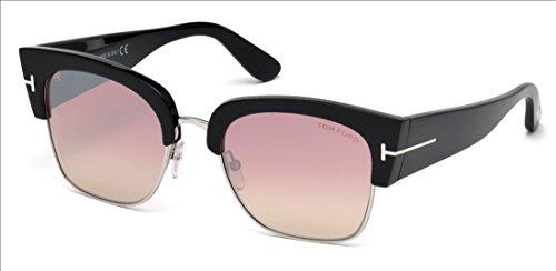 Tom Ford Sonnenbrille Dakota (FT0554) schwarz glanz