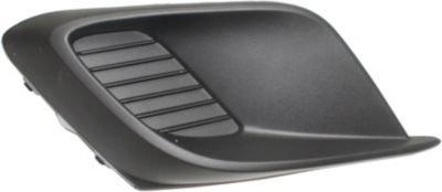 - Driver Side Plastic Textured Black Fog Light Cover for 14-16 Mazda 3 MA1038122