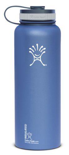 Hydro Flask Insulated Stainless Steel Water Bottle Wide Mouth 40-Ounce