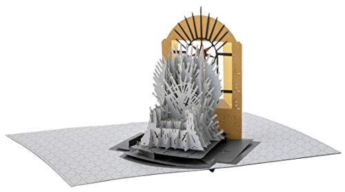 Game of Thrones Iron Throne Pop-up Card ()