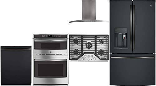 (5 PC Kitchen Appliance Package 36