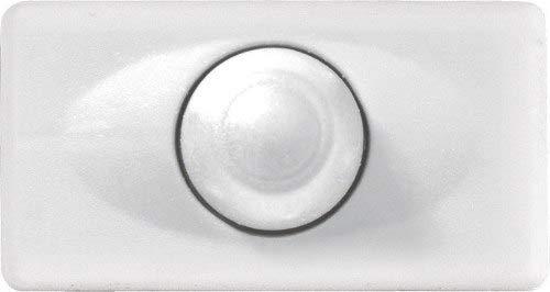 Módulo variador de luminosidade (dimmer) 400W 220V~ cor branco Tramontina