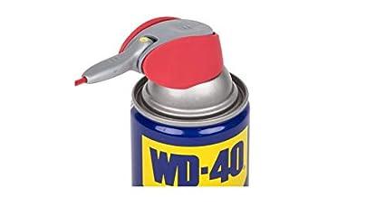 WD40 aerosol de paja inteligente que limpia el aerosol, el ...