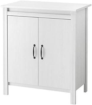 eLisa8 BRUSALI - Armario con Puertas, Color Blanco: IKEA of Sweden ...