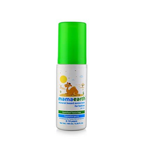 Mamaearth Mineral Based Sunscreen (100 ml)
