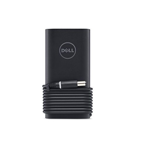Dell Slim Power Adapter, 90-Watt (MKN5F)