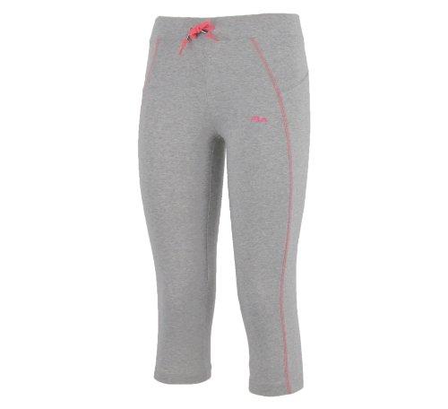 Fila riana pantalon 3/4 de sport pour femme, taille, leggings, laufleggings outdoor jogging-femme-taille xS
