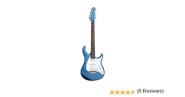 Peavey 3018170 - Guitarra eléctrica (puente trémolo): Amazon.es ...