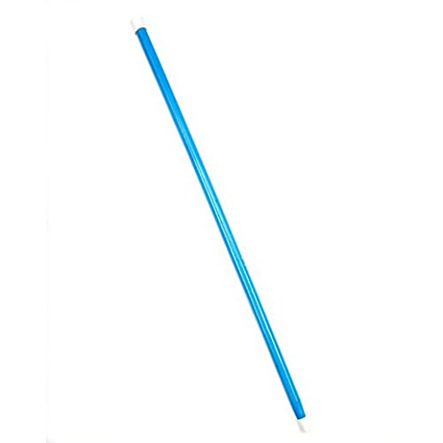 Costume Beautiful 36 In Blue Dance Cane by Halloween Party