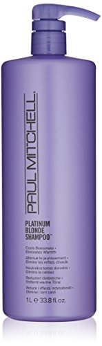 Paul Mitchell Platinum Blonde Shampoo, 33.8 Fl Oz