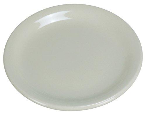 - Yanco NR-5 Normandy Plate, Narrow Rim, 5.5