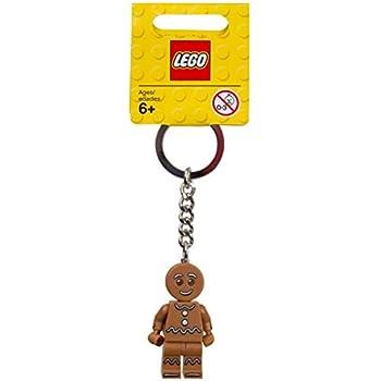 Amazon.com: LEGO Corn Cob Guy Key Chain 853794: Toys & Games