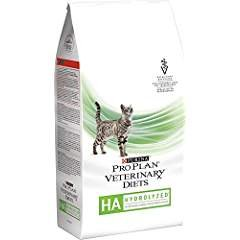 Image of Purina Pro Plan Veterinary Diets HA Hydrolyzed Formula Dry Cat Food 8 lb