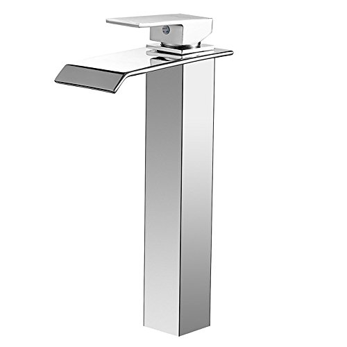 Modern Kitchen Faucet Solid Brass Sprayer Kitchen Mixer Taps Copper basin hot and cold faucet bathroom washbasin countertop Taichung basin faucet (Best Things In Taichung)