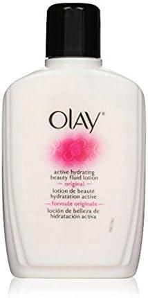 Olay Active Hydrating Beauty Fluid, Original, 6 Ounce (Pack of 2 ...