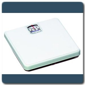 MCK10013700 - Floor Scale Health O Meter Mechanical 270 lbs. by Health o Meter