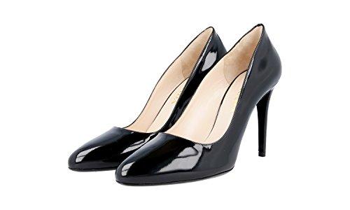 Prada Women's 1I084F XWA F0002 Leather Court Shoes/Pumps ccw8D0