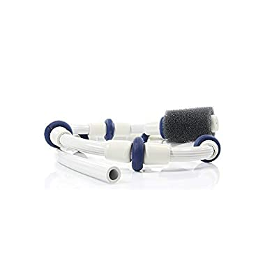 ATIE Automatic Pool Cleaner Sweep Hose Complete Kit B5 Replacement Fits for Zodiac Polaris 180 280 380 480 Pool Cleaner Sweep Hose Complete B5 B-5: Garden & Outdoor