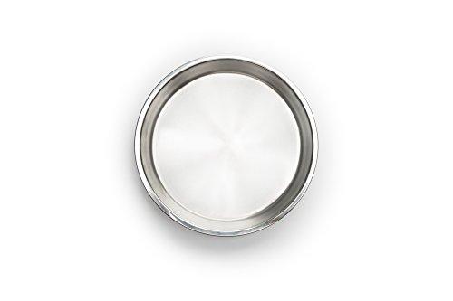 Fox Run 4865 Round Cake Pan, Stainless Steel by Fox Run (Image #2)