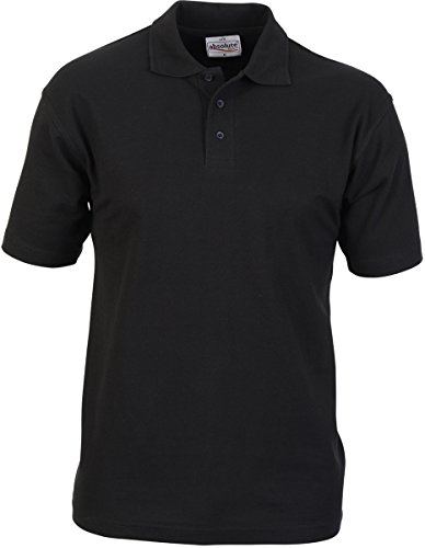 Casual Chemise Noir Absolute Apparel Homme q5XvEv