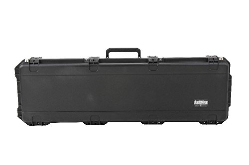 SKB Injection Molded 495-Inch Double Bow/Rifle Case