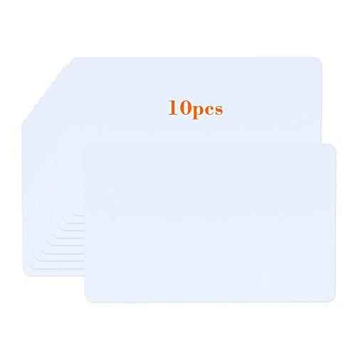 10pcs RFID 125KHz Proximity Door Control Entry Access EM Card - 1