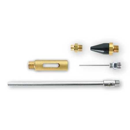 [해외]블로우 건 노즐 키트, 1 8 NPSM 입구/Blow Gun Nozzle Kit, 1 8 NPSM Inlet